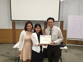 Microsoft Dynamics NAV Finance Training Certificate 2
