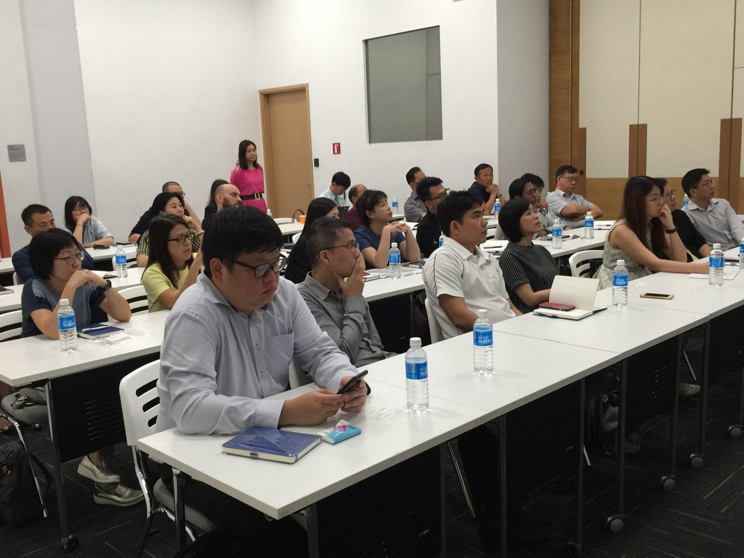 ERP Seminar more Delegates