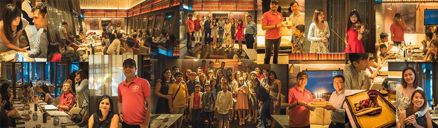 NaviWorld Singapore 5th Anniversary