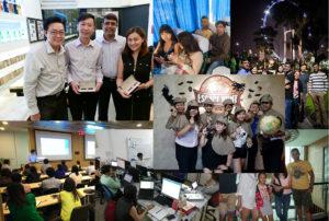 Working in NaviWorld Singapore