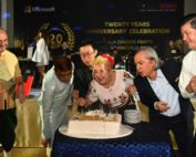 NaviWorld Celebrate 20th Anniversary