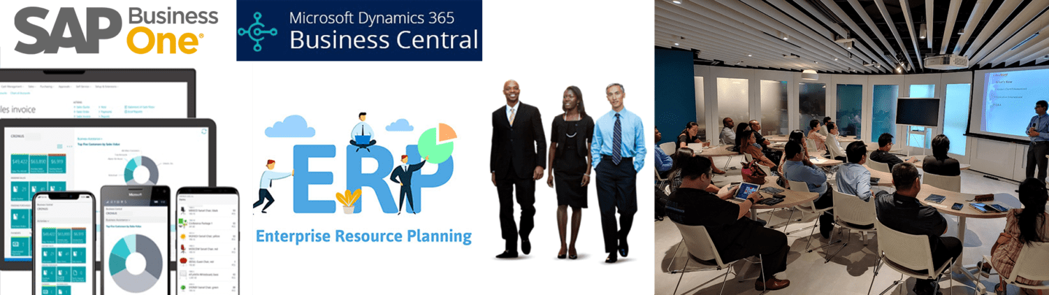 SAP Business One B1 ERP Microsoft Dynamics Business Central