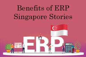 Benefit of ERP