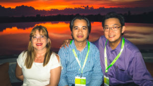 NaviWorld Singapore Founders at Bali