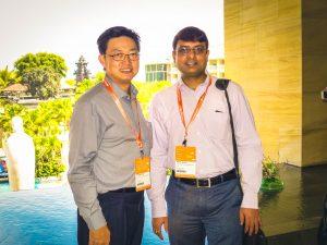 NaviWorld Singapore Founders 2014