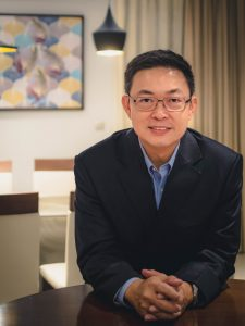 Raymond Yap MD NaviWorld Singapore
