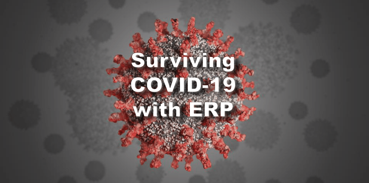 surviving covid19 with ERP