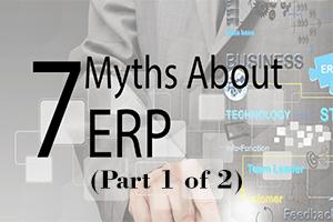 7 Myths ERP 1