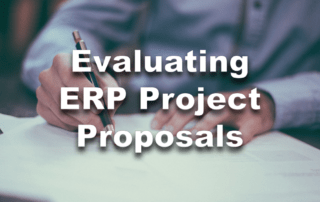 Evaluating Project Proposal