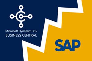 Dynamics VS SAP