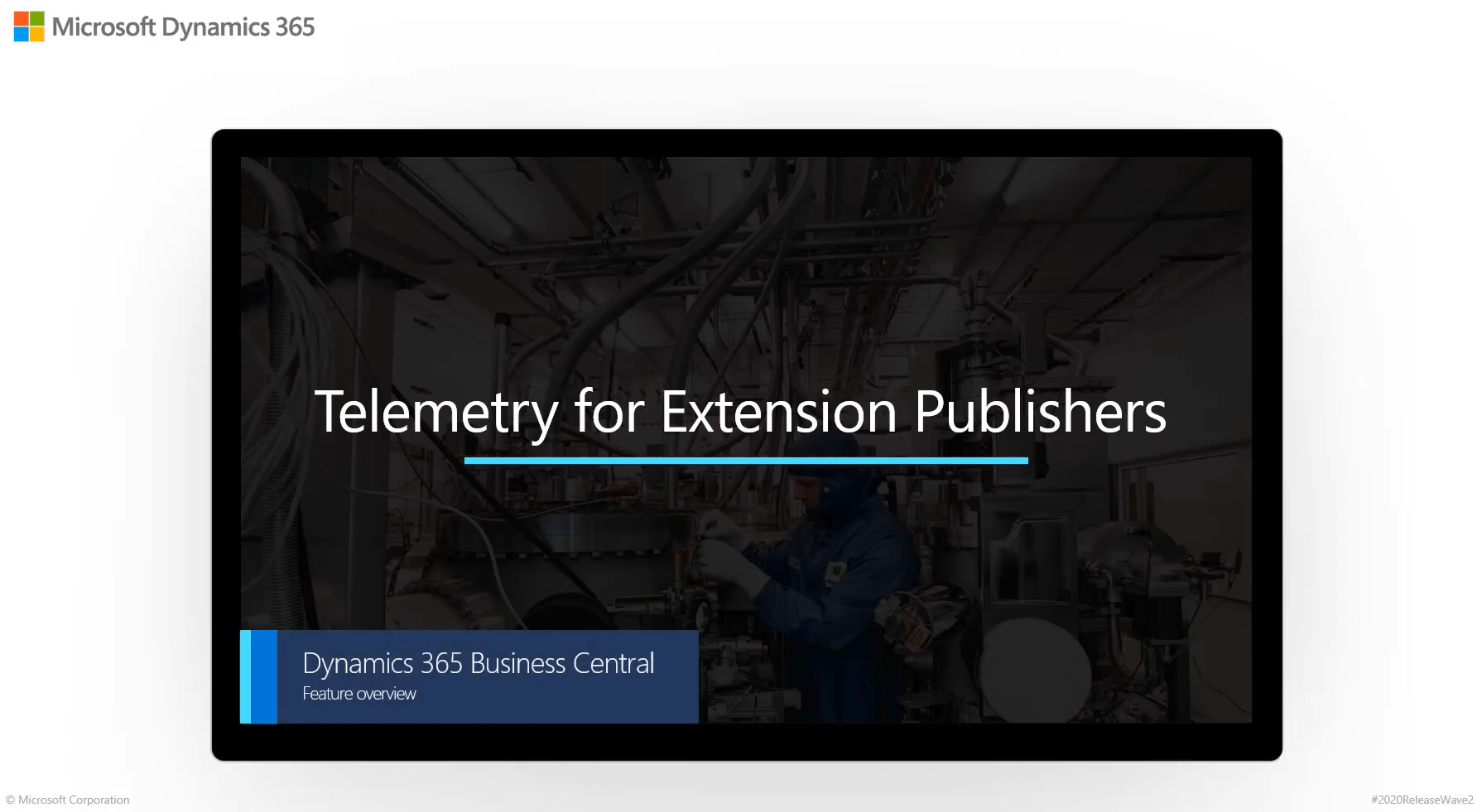 Telemetry for Extension Publishers