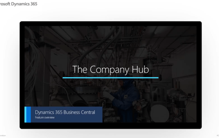 Company Hub extension_Cover