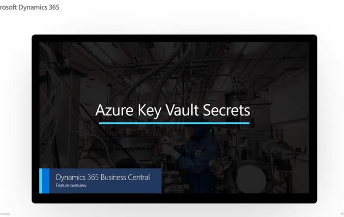 Azure Key Vault Secrets