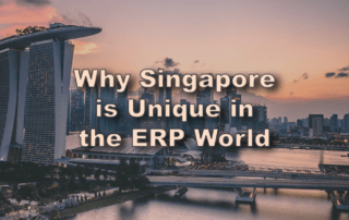 Singapore Unique in ERP World_Cover