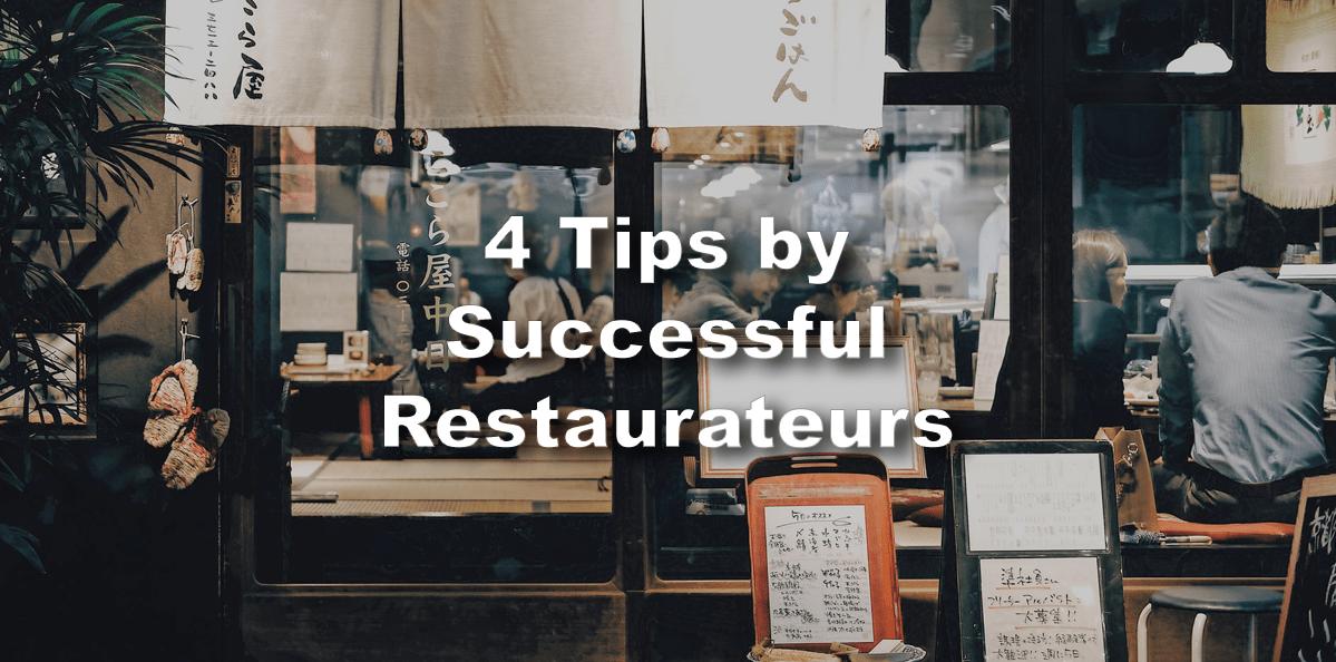 Successful Restaurant Front