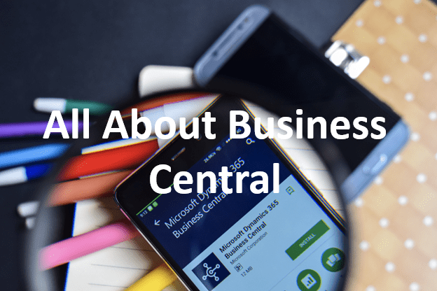 All About Business Central