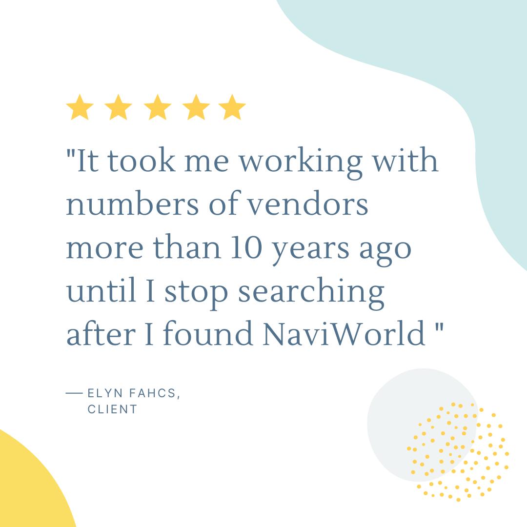 NaviWorld Singapore Google Review 3